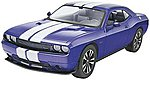 2013 Challenger SRT8 -- Plastic Model Car Kit -- 1/25 Scale -- #854308