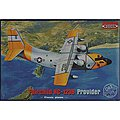 Fairchild HC-123B Provider -- Plastic Model Airplane Kit -- 1/72 Scale -- #rd0062