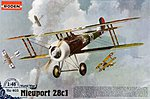 Nieuport 28 -- Plastic Model Airplane Kit -- 1/48 Scale -- #rd0403