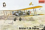 Bristol F.2B Fighter -- Plastic Model Airplane Kit -- 1/48 Scale -- #rd0425