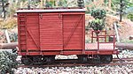 24' Maintenance Of Way Caboose Kit -- HO Scale Model Train Freight Car -- #2402