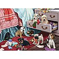 Mischief Makers 300pcs Large Format -- Jigsaw Puzzle 0-599 Piece -- #13579