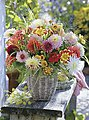 Beautiful Flowers 500pcs -- Jigsaw Puzzle 0-599 Piece -- #14343
