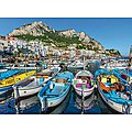 Colorful Marina 500pcs -- Jigsaw Puzzle 0-599 Piece -- #14660