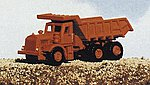 Construction Equipment Euclid Mine/Dump Truck -- Model Railroad Vehicle -- N Scale -- #2111
