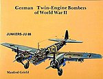 German Twin Engine Bombers of WWII
