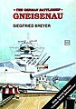 German Battleship Gneisenau -- Authentic Scale Model Boat Book -- #2909
