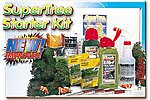 SuperTree(TM) Starter Kit -- Model Railroad Scenery Supplies -- #220