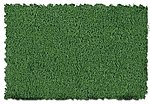 Scenic Foams & Ground Textures Grass Green -- Model Railroad Ground Cover -- #805b