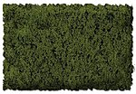 Scenic Foams & Ground Textures Coarse Burnt Green -- Model Railroad Ground Cover -- #813b