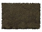 Scenic Foams & Ground Textures Fine Soil Brown -- Model Railroad Ground Cover -- #845b