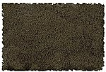 Scenic Foams & Ground Textures Fine Soil Brown -- Model Railroad Ground Cover -- #845c