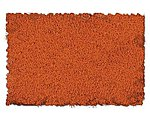 Scenic Foams & Ground Textures Fine Burnt Orange -- Model Railroad Ground Cover -- #876b