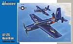 AF2S Guardian Submarine Killer Bomber (New Tool) -- Plastic Model Airplane Kit -- 1/48 -- #48135