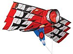 Battle Baron Airplane 40 -- Single-Line Kite -- #10001