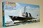 Arleigh Burke Class DDG78 Flight II Porter -- Plastic Model Destroyer Kit -- 1/700 Scale -- #m15