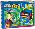 MiniLab Crystal Radio Kit
