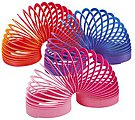 Plastic Slinky Assorted Colors