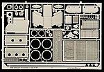 1996 Porsche 911 GT1 Photo-Etch Detail Set For TAM -- Model Vehicle Accessory -- 1/24 -- #8112