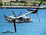 V-22 Osprey In Action (Softcover) -- Authentic Scale Model Airplane Book -- #10240