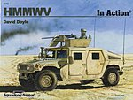 HMMWV In Action -- Authentic Scale Tank Vehicle Book -- #2043
