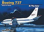 Boeing 737 At The Gate -- Authentic Scale Model Airplane Book -- #28002