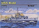 USS KIDD on Deck HC