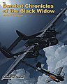 Black Widow Combat Chronicles -- Authentic Scale Model Airplane Book -- #7701