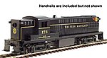 AS-16 WM Fireball #173 - HO-Scale