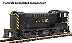 Baldwin VO-660 DRGW No # - HO-Scale