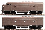F3 Ph II Erly A/B Sng Und - HO-Scale