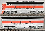 F3 Ph I Erly A/B Sngl WP - HO-Scale