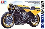 Yamaha YZR500 Grand Prix Racer -- Plastic Model Motorcycle Kit -- 1/12 Scale -- #14001