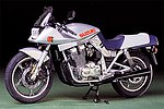 Suzuki GSX1100S Katana Bike -- Plastic Model Motorcycle Kit -- 1/12 Scale -- #14010