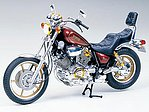 Yamaha Virago XV1000 Bike -- Plastic Model Motorcycle Kit -- 1/12 Scale -- #14044