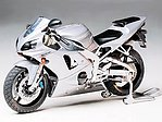 Yamaha YZF-R1 Taira Bike -- Plastic Model Motorcycle Kit -- 1/12 Scale -- #14074