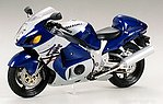 Suzuki GSX 1300R Hayabusa Bike -- Plastic Model Motorcycle Kit -- 1/12 Scale -- #14090