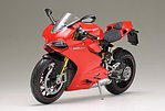 Ducati 1199 Panigale S Streetbike -- Plastic Model Motorcycle Kit -- 1/12 Scale -- #14129