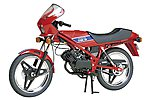 Honda MB50Z Bike Re-Release -- Plastic Model Motorcycle Kit -- 1/6 Scale -- #16014