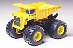 1/32 Mammoth Dump Truck -- Mini 4wd Car -- #17013