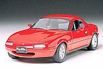 Mazda Eunos Roadster Coupe Sportscar -- Plastic Model Car Kit -- 1/24 Scale -- #24085