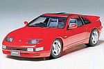 Nissan 300ZX Turbo Sportscar Coupe -- Plastic Model Car Kit -- 1/24 Scale -- #24087