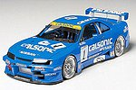 Calsonic Skyline GT-R Sportscar Racecar -- Plastic Model Car Kit -- 1/24 Scale -- #24184