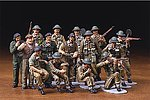 WWII British Infantry European Campaign -- Plastic Model Military Figure Kit -- 1/48 Scale -- #32526
