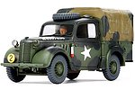 British Small Staff Car 10HP -- Plastic Model Military Vehicle Kit -- 1/48 Scale -- #32562