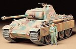 Panther Type G Early Tank -- Plastic Model Military Vehicle Kit -- 1/35 Scale -- #35170
