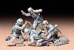 German Infantry Mortar Soldier Team Set -- Plastic Model Military Figure Kit -- 1/35 Scale -- #35193