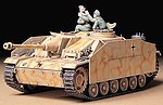 Sturmgeschutz III Ausf.G Early Tank -- Plastic Model Military Vehicle Kit -- 1/35 Scale -- #35197