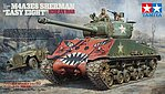 US Medium Tank M4A3E8 Sherman Easy Eight -- Plastic Model Military Vehicle Kit -- 1/35 -- #35359