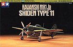 Kawanishi N1K1-Ja -- Plastic Model Airplane Kit -- 1/72 Scale -- #60768